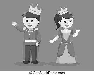 principessa, principe, augurio