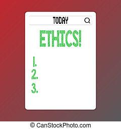 principles., równość, handlowy, fotografia, pokaz, pisanie, nuta, ethics., moralny, inny, showcasing, waga, posiadanie, utrzymując