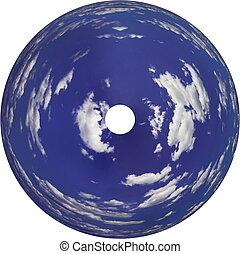 printable, aislado, superficie, disco del cd, diseño,...