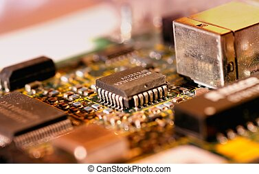 Printed board - Printed circuit board