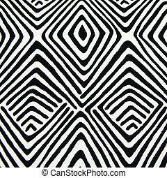 Printed fabrics graphics