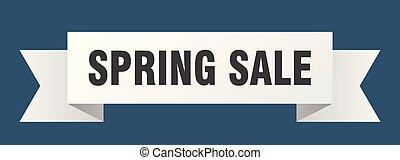 printemps, vente