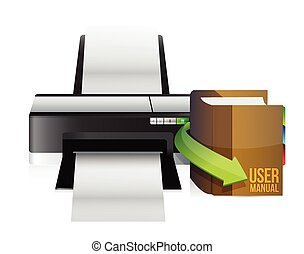 printer and user manual