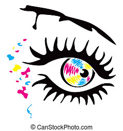 Printer eye