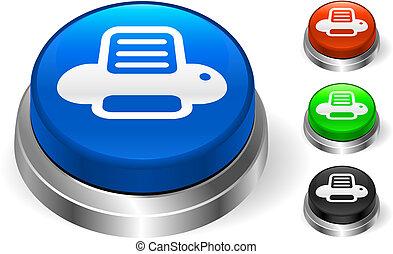 printer icon on internet button