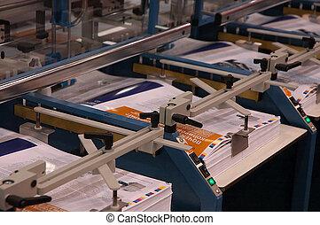 Printing line - 2 - Printing machine