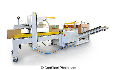 Printing Machines - Details of a printing and packaging...