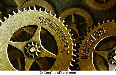 prinzipien, foto, logisch, method., wissenschaftlich, ...