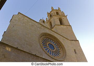priorato, iglesia