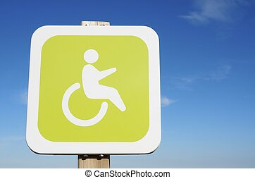 priority for the disabled