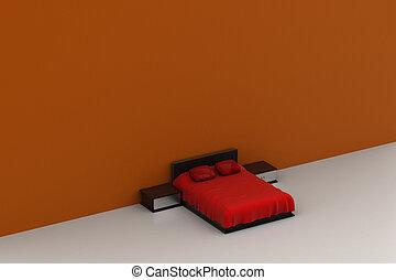 pris tagen, lyxvara, säng