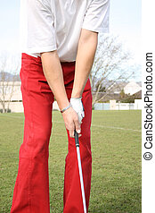 prise, golf
