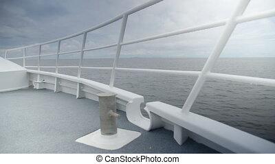 prise vue large, dock