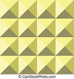 prisma, seamless, giallo