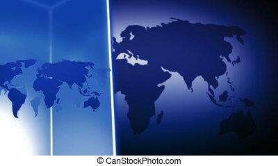 prisme, globe