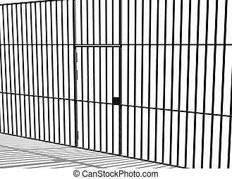prison cell stock illustrations 2 177 prison cell clip art images rh canstockphoto com prison cell clip art Jail Cell Door Clip Art