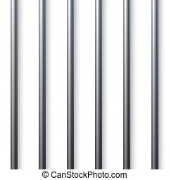 Prison Cell Bars Vector illustration for you design