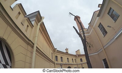 Prison in the Peter and Paul Fortress