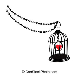 prisonnier, amour