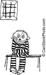 prisonnier