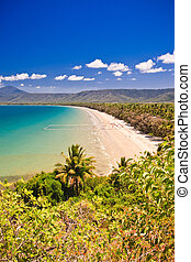 Pristine Australian beach