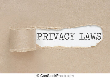 Privacy laws uncovered