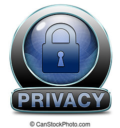 privacy policy for data protection and personal top secret...