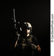 privado, militar, contratista, pmc