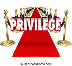 privilégio, ricos, e, famosos, exclusivo, celebridade, vip,...