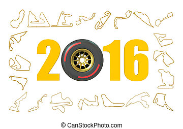 prix, f1, fórmula, magnífico, 2016, 1, concepto