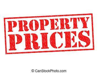 prix, propriété