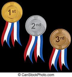 Prize Medals