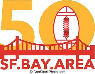 Pro Football Championship 50 SF Bay Area