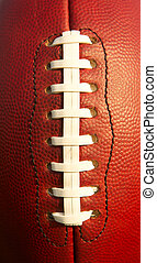 Pro Football Close Up