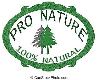 pro, nature