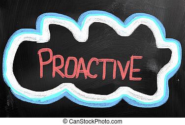 Proactive Concept