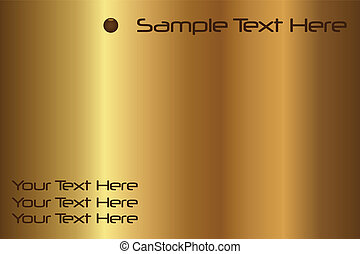 probe, text, gold