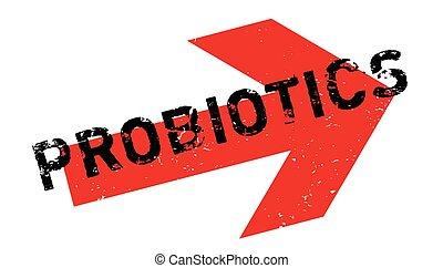 probiotics, kauczukowa pieczęć