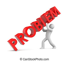 problème résout
