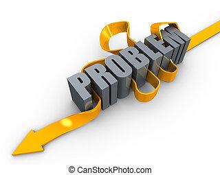 Problem - 3d image, conceptual problem solving