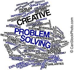 problem, lösen, kreativ