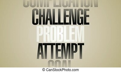 Problem Solution Words Spin HD