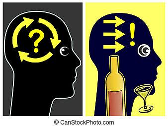 Problem solver Alcohol
