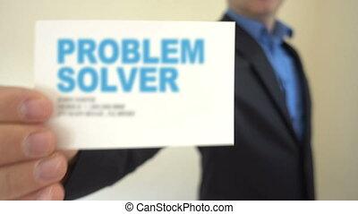 Problem Solving Expert For Hire - Shot of Problem Solving...