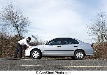 problema coche
