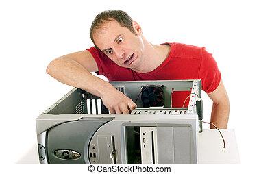 problema computadora