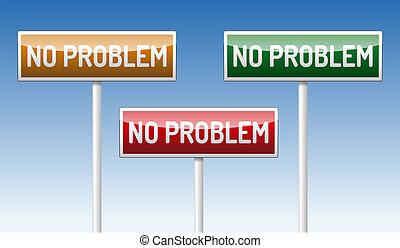 problema, tráfego, tábua, não