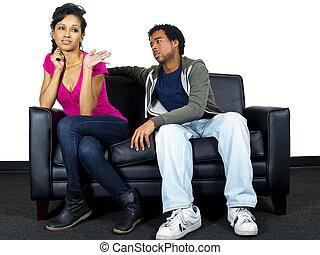 problemas de la relación