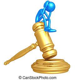 problemen, wettelijk