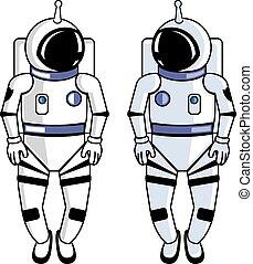 procès spatial